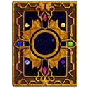 Triple triad game icon
