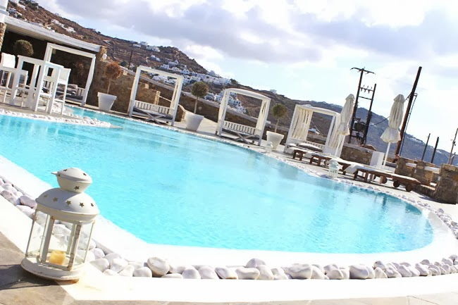 Rocabella Mykonos Art Hotel & SPA pool