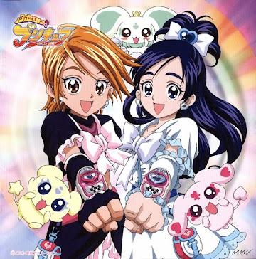 Futari Wa Pretty Cure Sub Indo