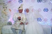 Foto Pernikahan Laudyia Cynthia Bella Dan Engku Emran