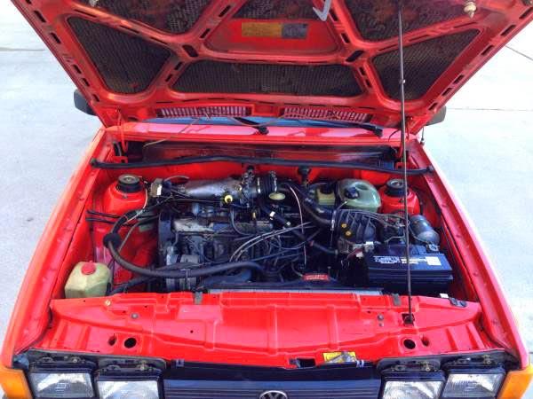 1986 Volkswagen Scirocco Mkii Auto Restorationice