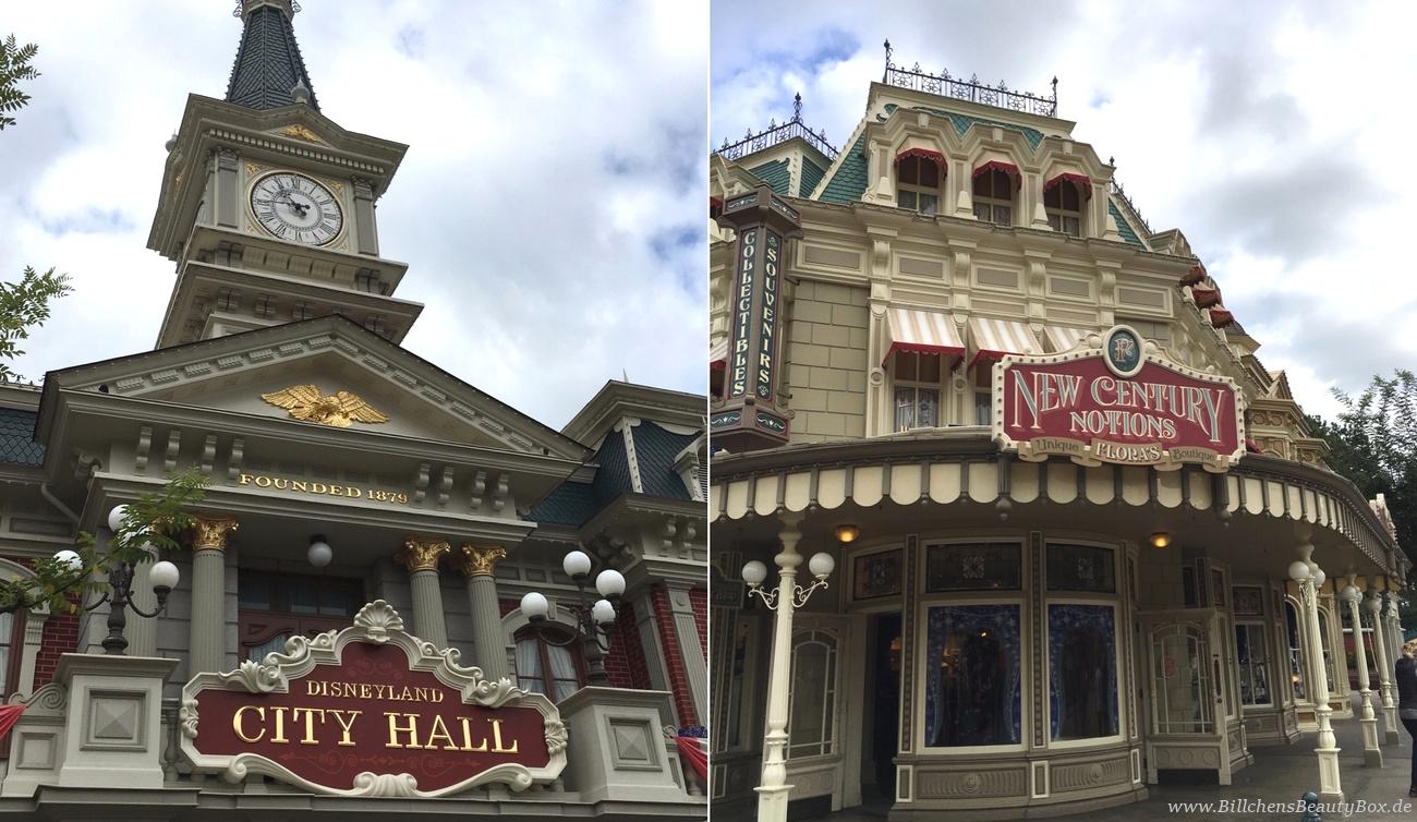 Disneyland Paris City Hall Main Street