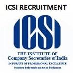 ICSI Admin, Executive, Manager Recruitment 2019