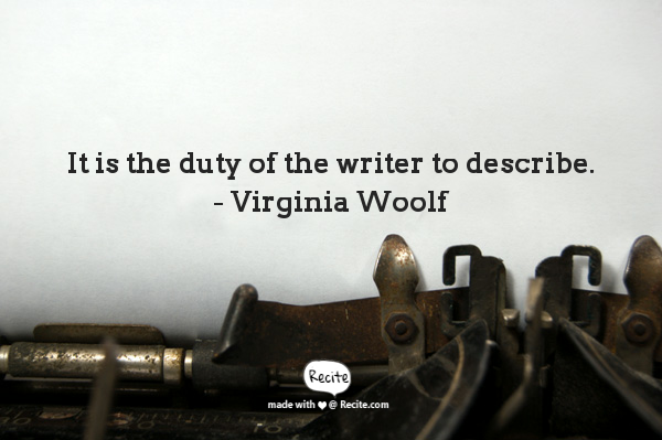 Quote Virginia Woolf