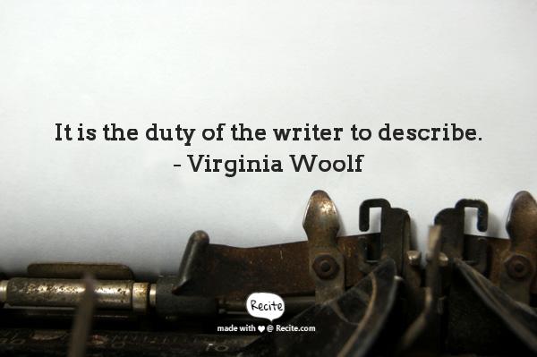 Quote Virginia Woolf