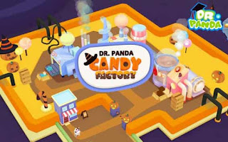 Dr. Panda Candy Factory Apk - Free Download Android Game