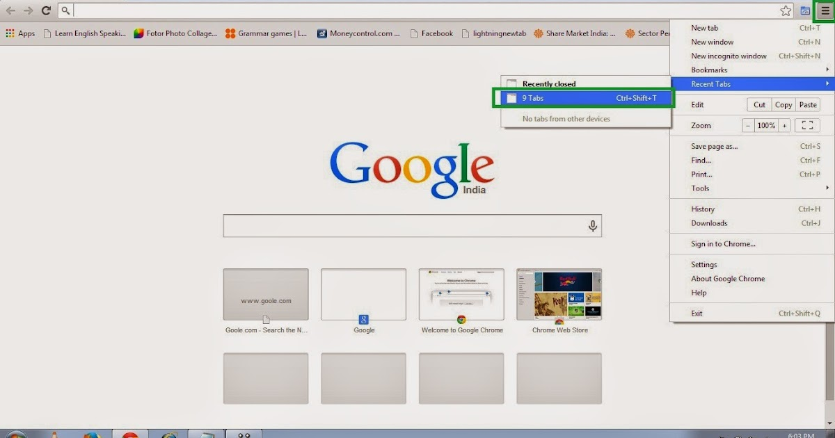 How to Get Back the Deleted History in Google Chrome