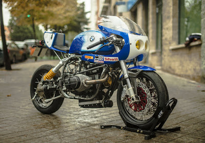 BMW R100 Endurance by XTR Pepo