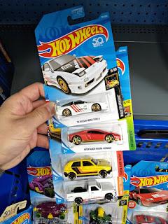 hot wheels white 180sx 240sx nissan
