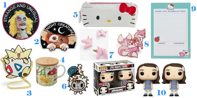 Kawaii & Geeky Wishlist