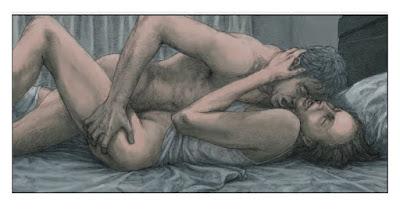 La Tentation d'Axel - le réveil de la passion chez ce couple de cinquantenaires