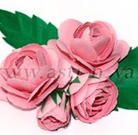 Набор бумажных цветов своими руками