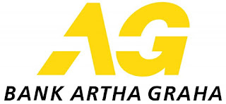 Artha Graha Bank International Logo