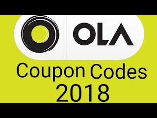 Ola 100 off Coupon code Mumbai, Banglore, Kolkata [Daily Update]