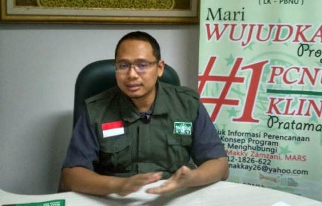 Tim Kesehatan NU Peduli Lombok Tangani 7,5 Ribu Pengungsi