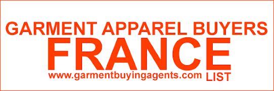 Garment Buyers and Apparel Buyers List, Garment Buying House