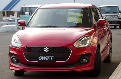 maruti Swift 2018