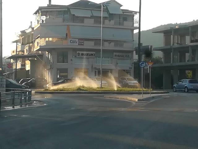 Δήμος Ηγουμενίτσας: Κατάφεραν να τα κάνουν ξανά ... μούσκεμα (ΦΩΤΟ+ΒΙΝΤΕΟ)