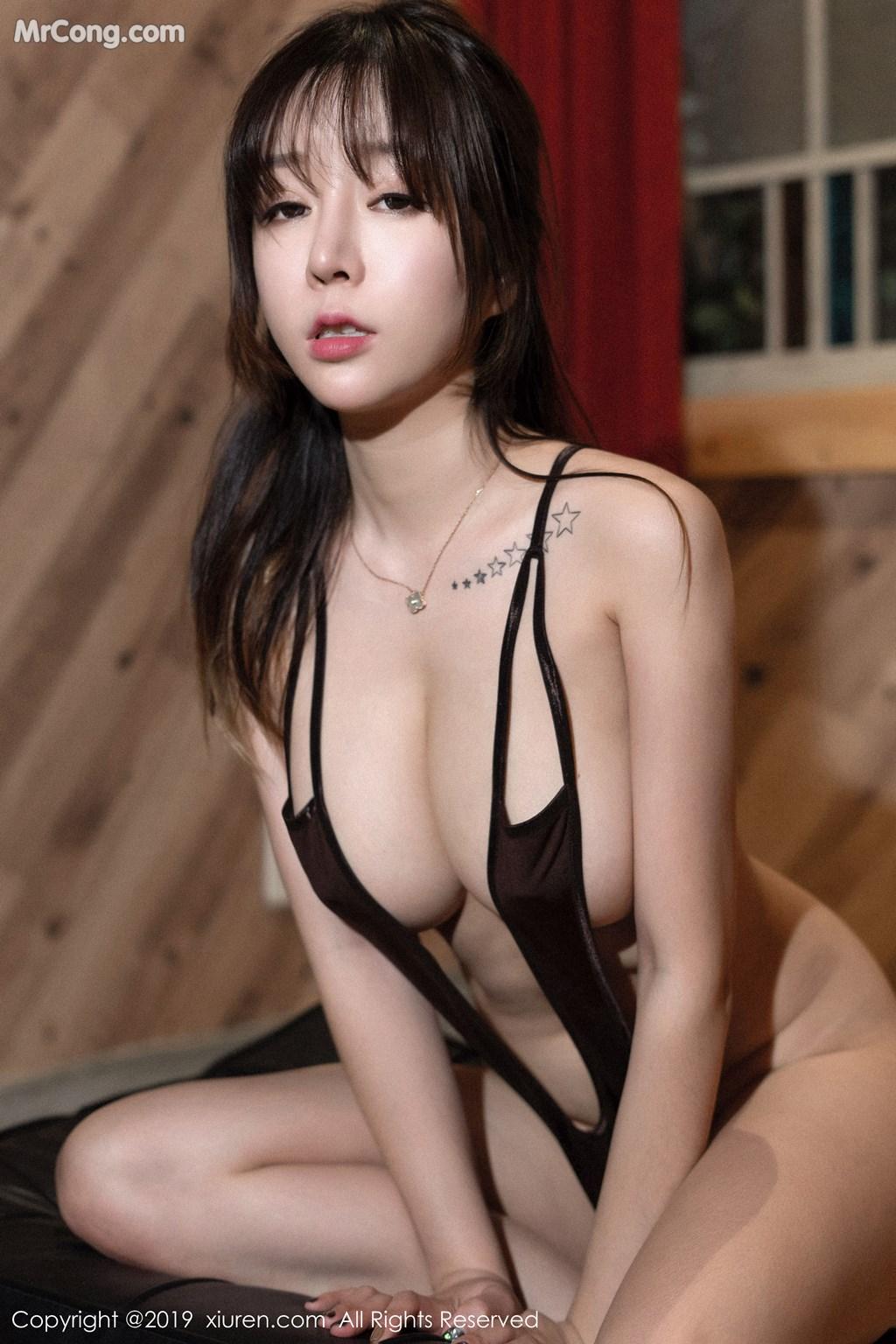 Image XIUREN-No.1501-Wang-Yu-Chun-MrCong.com-006 in post XIUREN No.1501: Wang Yu Chun (王雨纯) (46 ảnh)