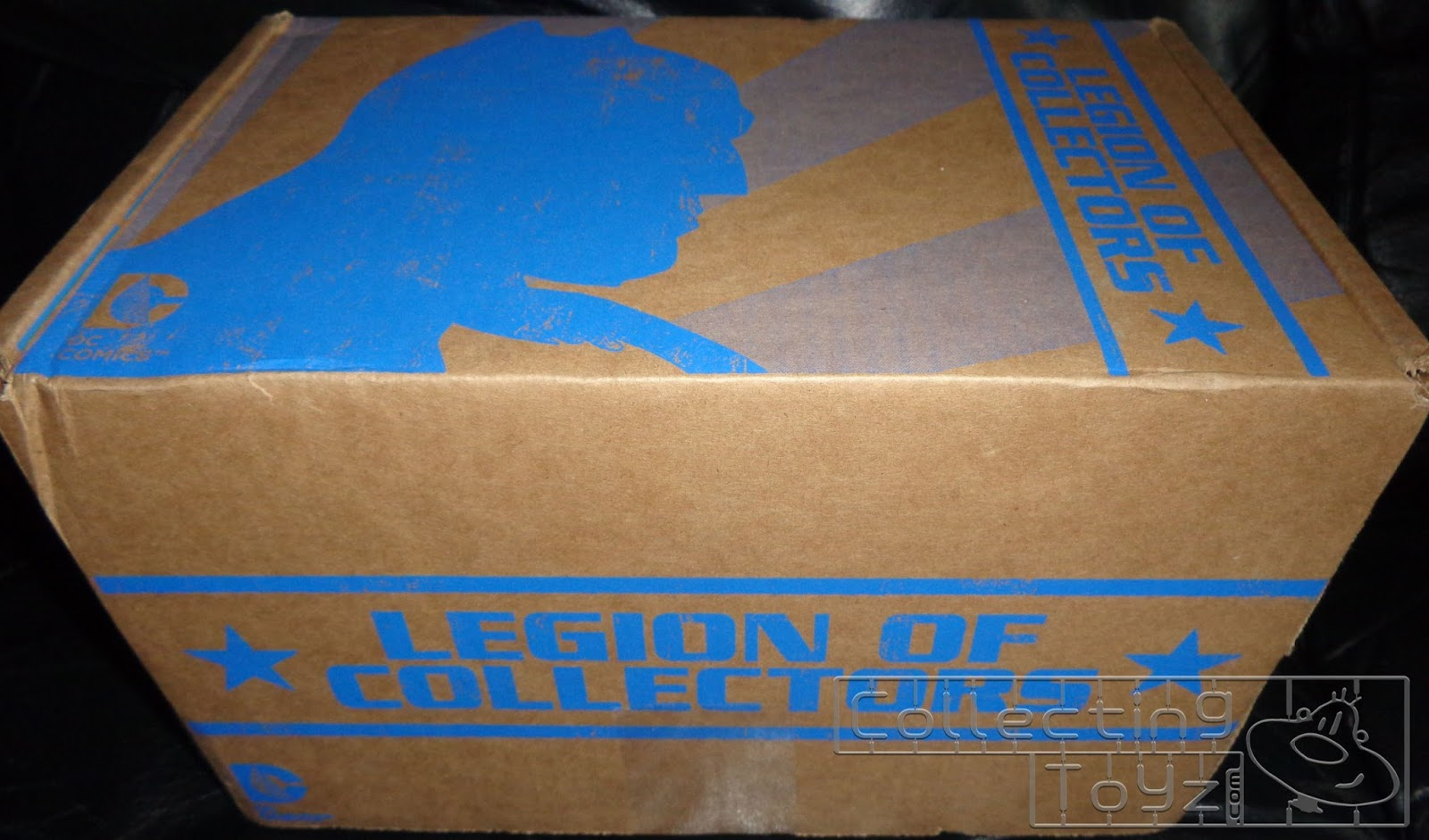 Collecting Toyz March 2016 Tas Jansport Super Sneak Regal Blue Neon Yellow By Now Everyone Should Have Received Their Legion Of Collectors Batman V Superman Box Is The Newest Subscription Line With This