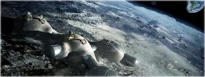 Tem Na Web - A China planeja construir uma casa na Lua utilizando uma impressora 3D