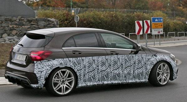 2018 MercedesAMG A45 Price Specs and Release Date  Mercedes Models