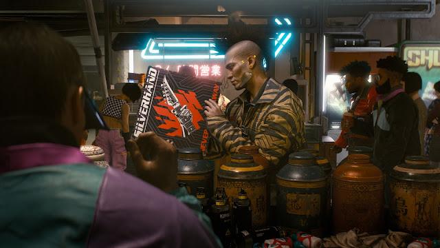 تأكيد رسميا تواجد ميزة رائعة جدا داخل لعبة Cyberpunk 2077 و هذه أول التفاصيل ..
