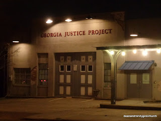 Georgia Justice Project building