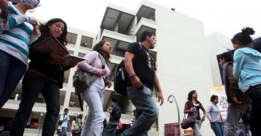 SINEACE: Estado tiene intervenir y reubicar a estudiantes que fueron estafados por universidades - www.sineace.gob.pe