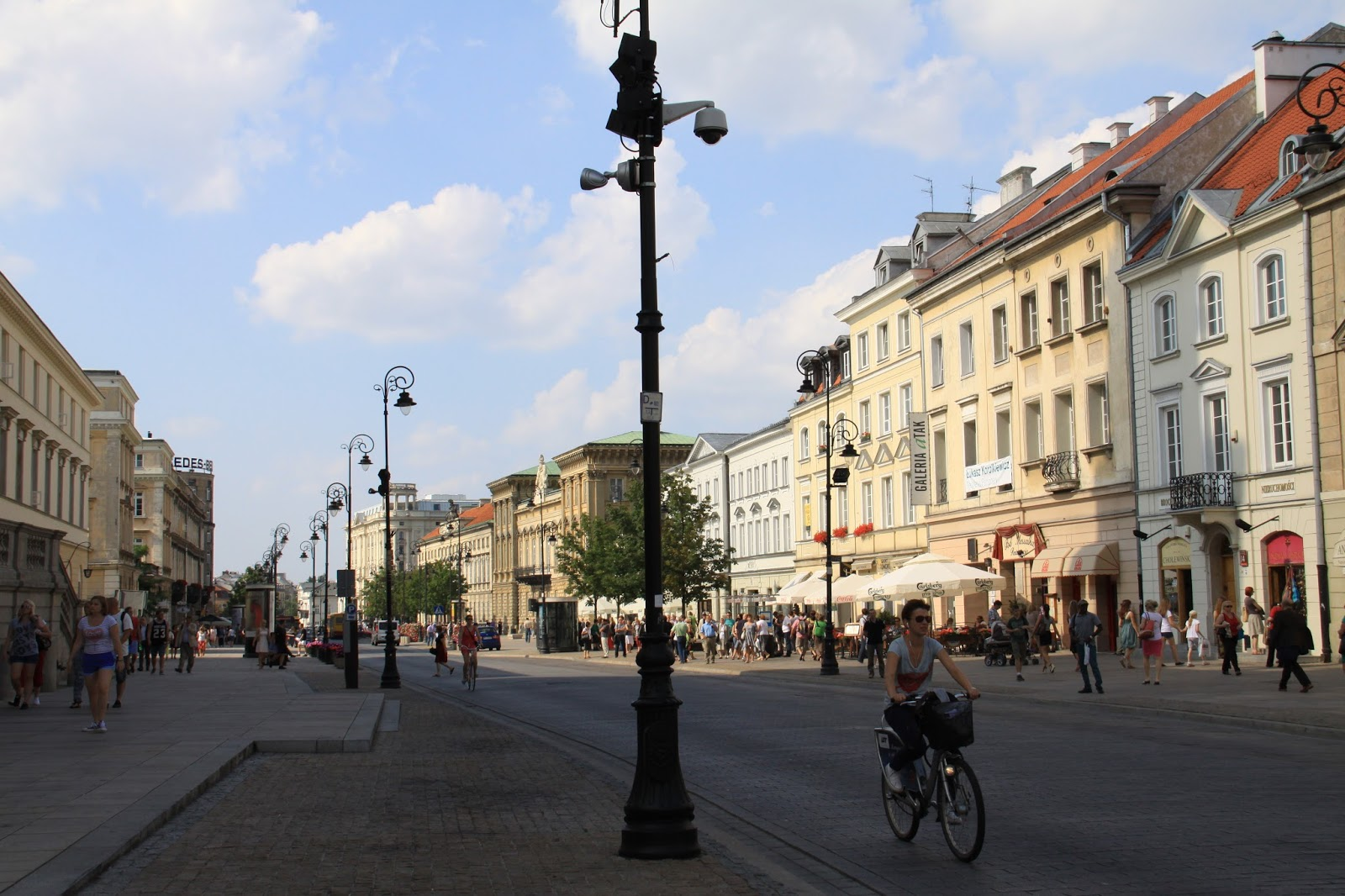 阿Joe求學記: 波蘭(1):華沙(相片)