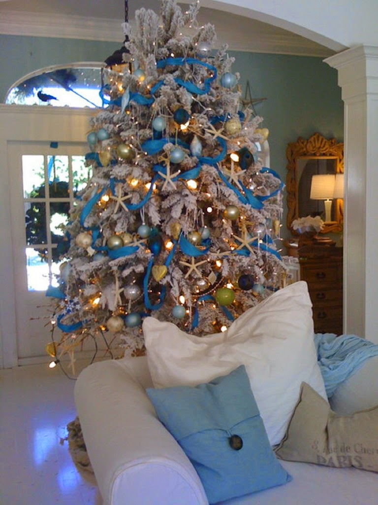 Beautiful Christmas Decorated Living Rooms Picture Window: 70 Beautiful Christmas Tree Decoration Ideas