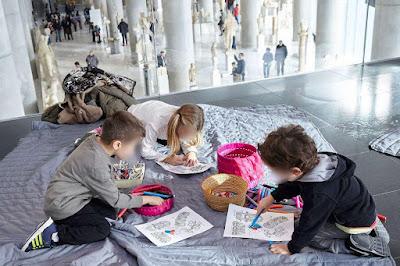 Τα μουσεία κάνουν καλό στα παιδιά