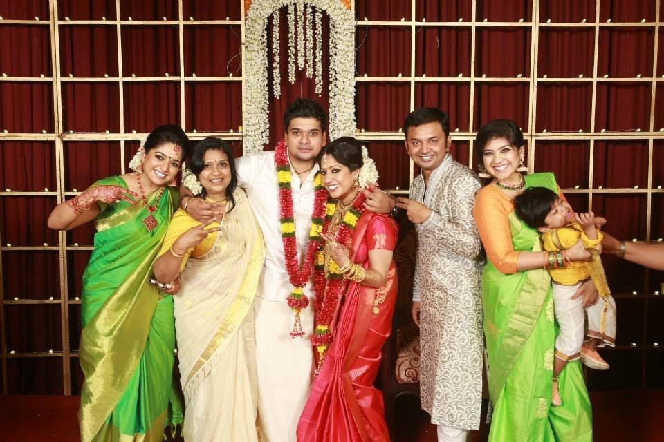 Actress reshmi Soman Second Marriage