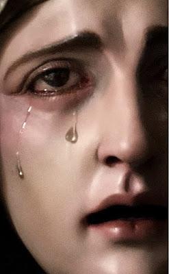 Consolación de María. Cofradía de Nuestra Señora de las Angustias y Soledad. León. Autor y foto Juan Manuel Miñarro