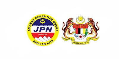 Semakan Senarai Kod Negeri Kelahiran Malaysia