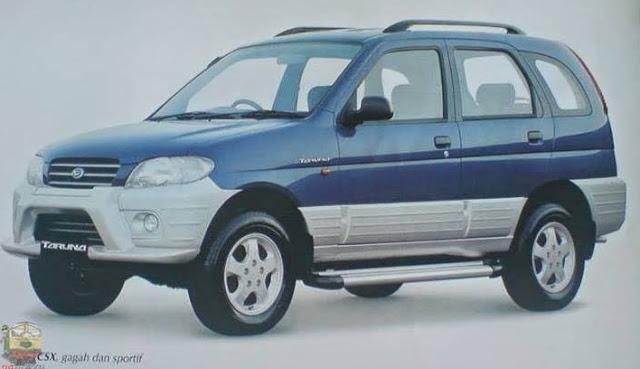 Sejarah Daihatsu Taruna Serta Keluhan Pengguna