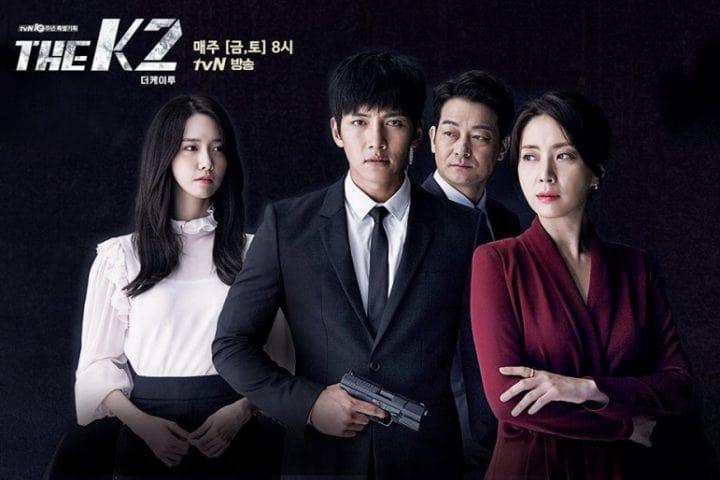 Download Drama The K2 Batch Subtitle Indonesia