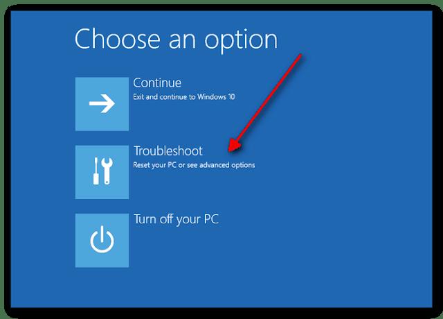 Comment contourner le mot de passe Windows 10