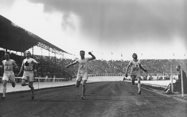 London Olympics Of 1908: Race