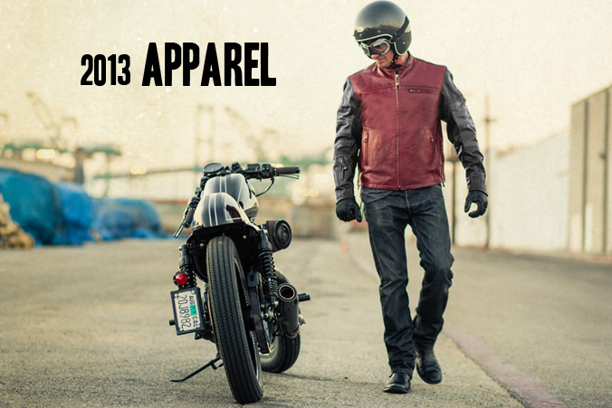 rsd apparel stack tested ~ return of the cafe racers