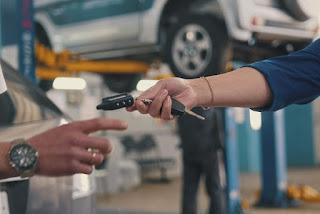 ¿Qué coches son los que menos visitan el taller?
