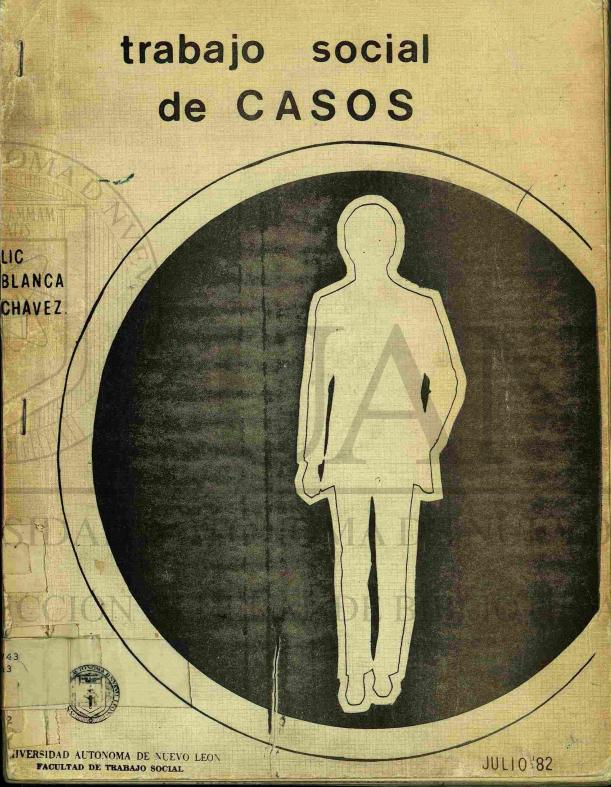 Trabajo social de Casos | LIC. BLANCA E. CHAVEZ LOPEZ | PDF