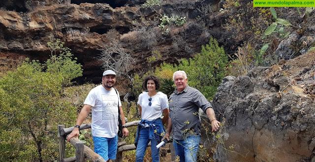 El Cabildo apuesta por crear un Centro de Visitantes en Buracas