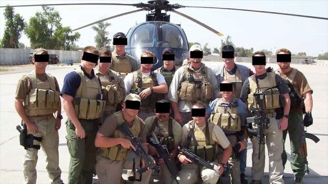 """Blackwater vuelve a Irak para reactivar al grupo terrorista EIIL"""