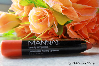 Manna Kadar LipLocked priming wand Jadore review