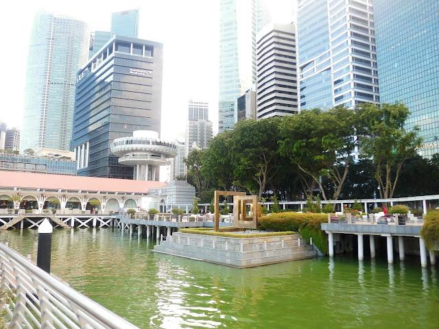 tempat foto menarik di singapore