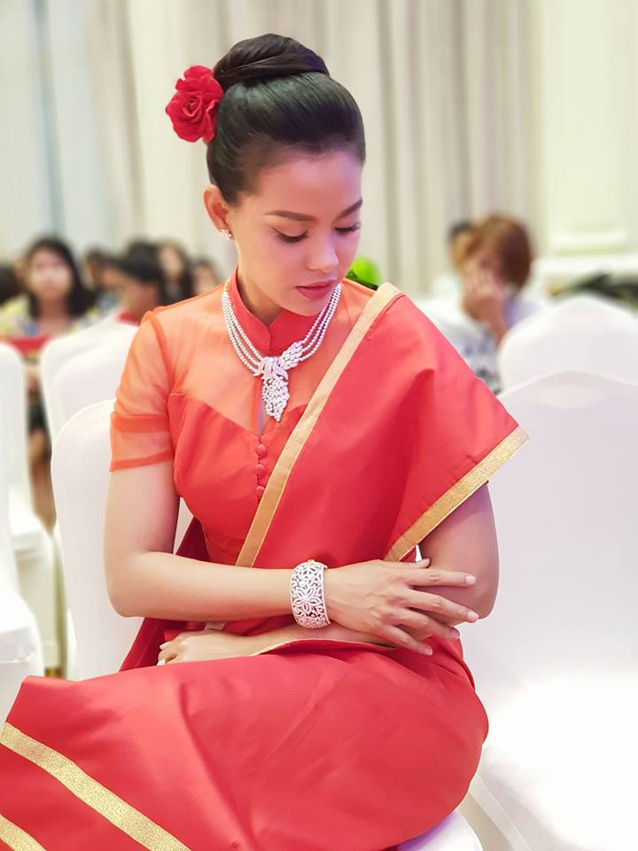 Pin on Ma Aye Thaung (Actress+Model)★