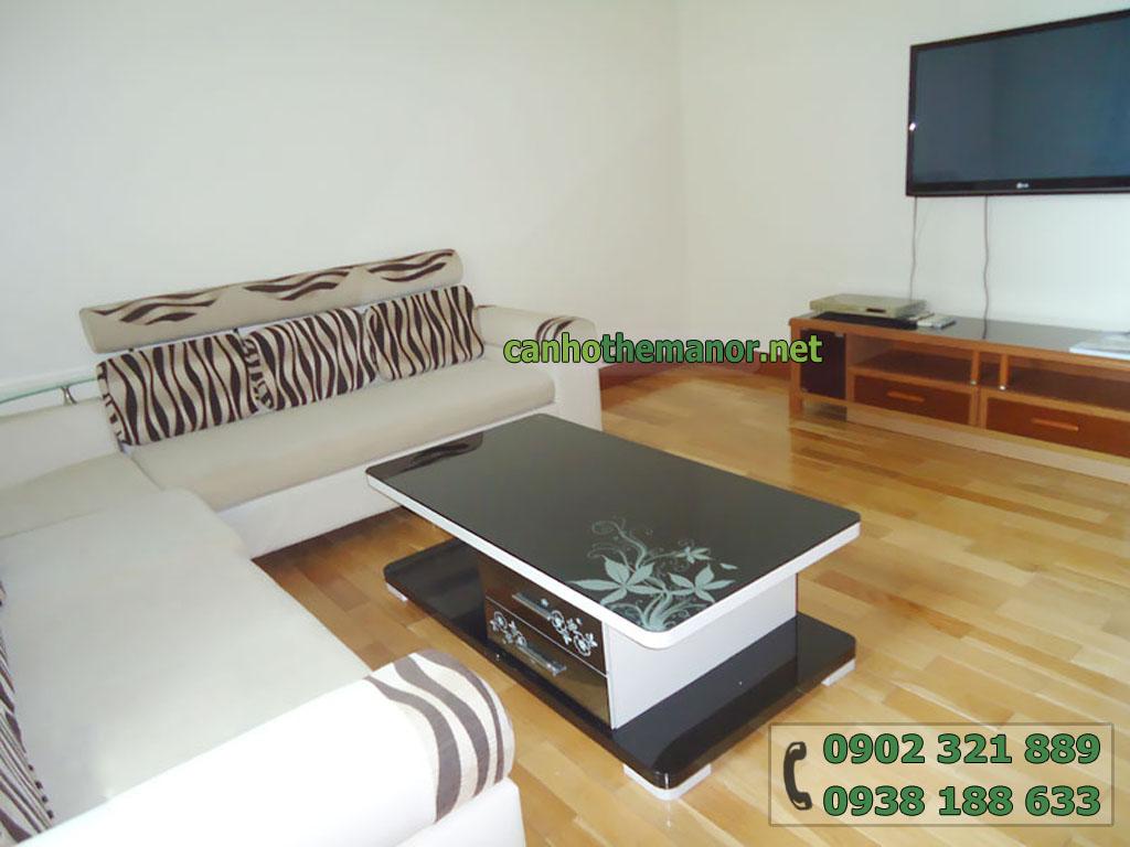 Bán căn hộ The Manor 1 & 2 cam kết giá tốt nhất thị trường