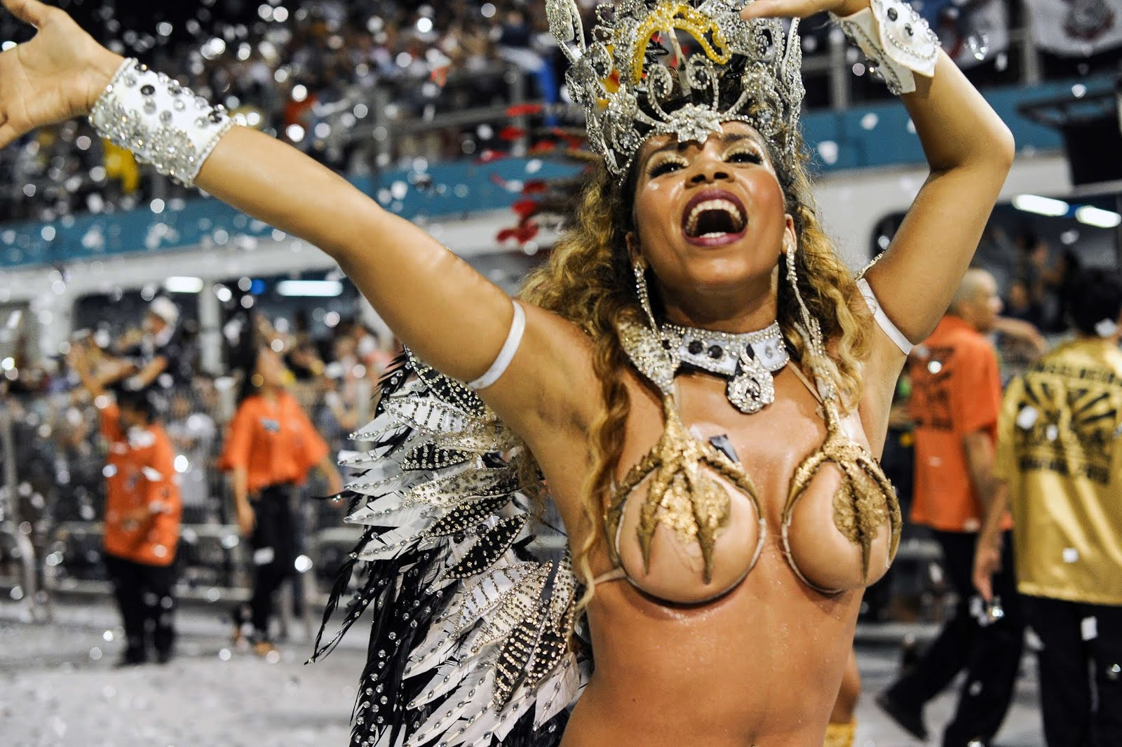 Topless france and carnaval rio — photo 8