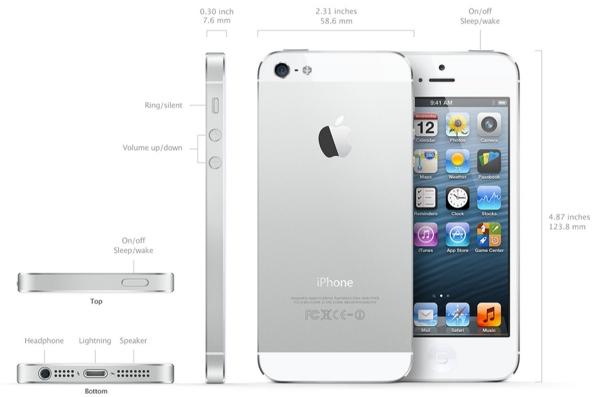 Di China, Rilis iPhone 5 Sepi Peminat